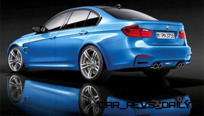 New BMW M3 Packing 430HP Through Stick or Dual-Clutch Boxes3