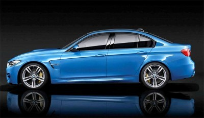 New BMW M3 Packing 430HP Through Stick or Dual-Clutch Boxes5