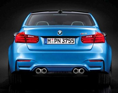 New BMW M3 Packing 430HP Through Stick or Dual-Clutch Boxes6