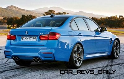 New BMW M3 Packing 430HP Through Stick or Dual-Clutch Boxes7