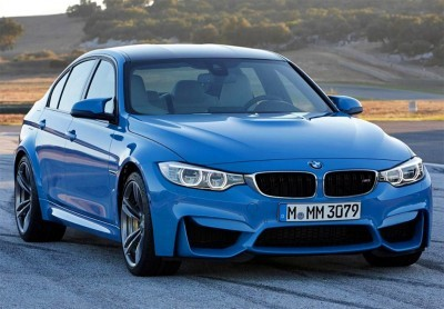 New BMW M3 Packing 430HP Through Stick or Dual-Clutch Boxes8