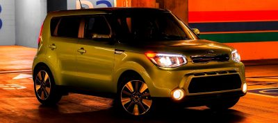 New Kia Soul LED Coolness Hookah Bar  25