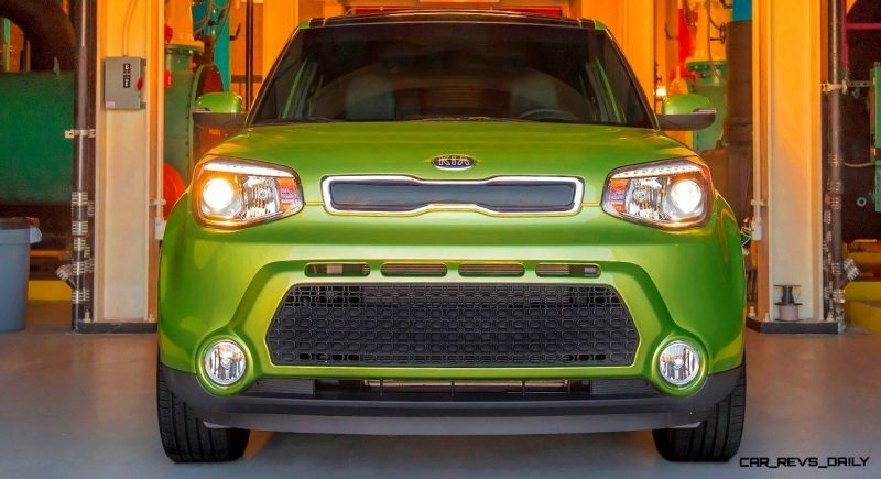 New Kia Soul LED Coolness Hookah Bar  28