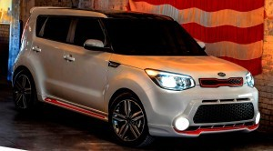 New Kia Soul LED Coolness Hookah Bar 32