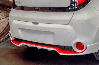 New Kia Soul LED Coolness Hookah Bar  33