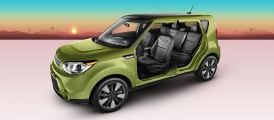 New Kia Soul LED Coolness Hookah Bar  36