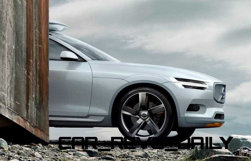 New Volvo XC Coupe Concept Previews Stunning 2015 XC904