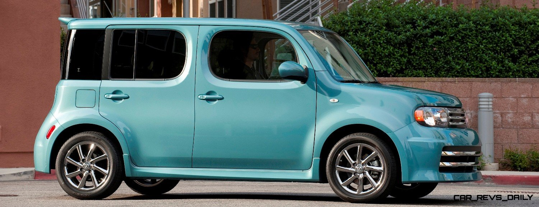 2011 Nissan cube Krom