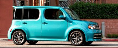 Nissan Cube Krom, 2011