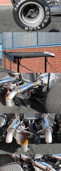 Own This Authentic 1969 McLaren M10-A Racing Hero11