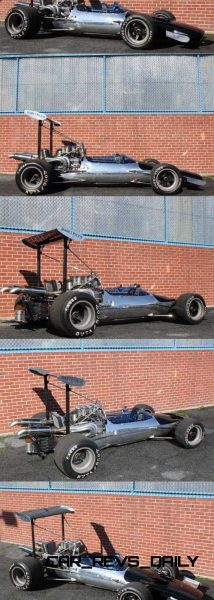 Own This Authentic 1969 McLaren M10-A Racing Hero13