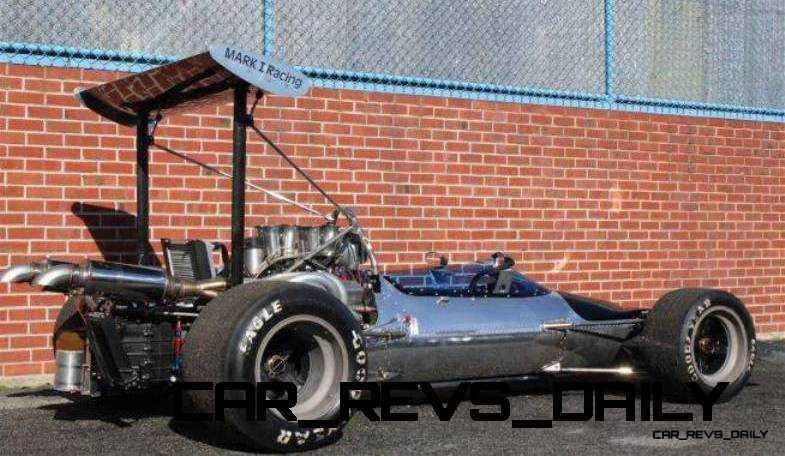 Own This Authentic 1969 McLaren M10-A Racing Hero33
