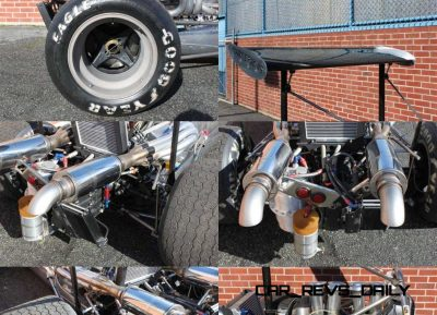 Own This Authentic 1969 McLaren M10-A Racing Hero4