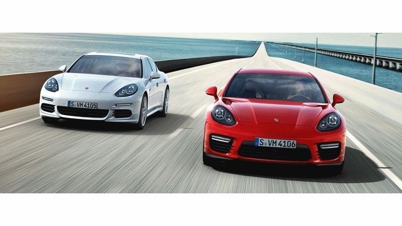 Panamera Chooser Animated GIF
