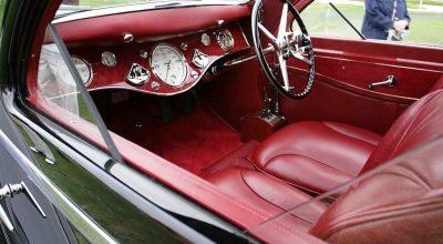 Peterson Auto Museum - 1925 Rolls-Royce Phantom I - 1934 Jonkheere Round Door Aero Coupe 32