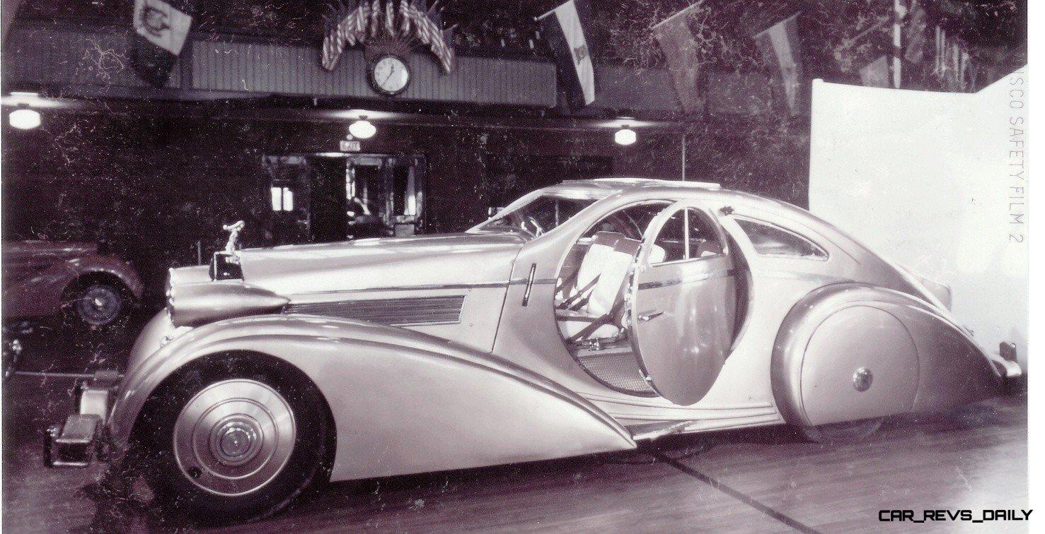 peterson auto museum 1925 rolls royce phantom i 1934