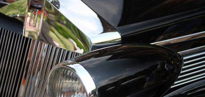 Peterson Auto Museum - 1925 Rolls-Royce Phantom I - 1934 Jonkheere Round Door Aero Coupe 6