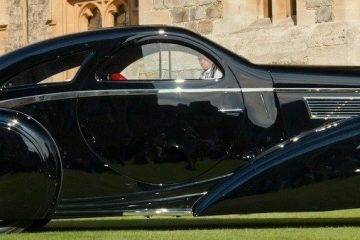 Iconic Classic – 1925/34 Rolls-Royce Phantom I – Round Door Aero Coupe