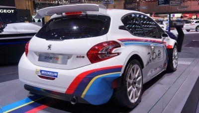 Peugeot 208 T16 and 205 T16 Group B 1