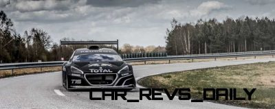 Peugeot 208 T16 and 205 T16 Group B 28