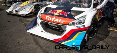 Peugeot 208 T16 and 205 T16 Group B 40