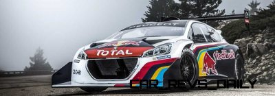 Peugeot 208 T16 and 205 T16 Group B 41