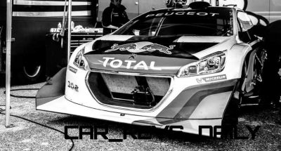 Peugeot 208 T16 and 205 T16 Group B 44