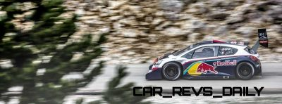 Peugeot 208 T16 and 205 T16 Group B 45
