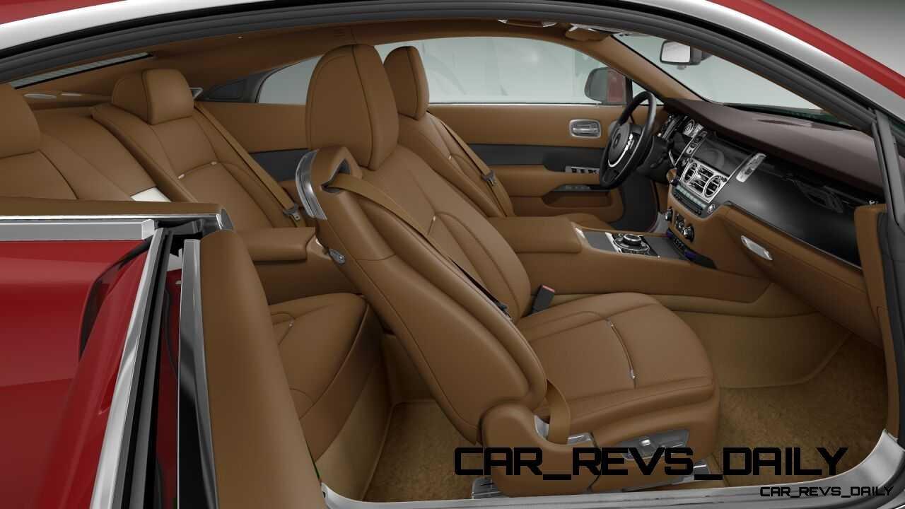 RR_Wraith RHD_interior_1