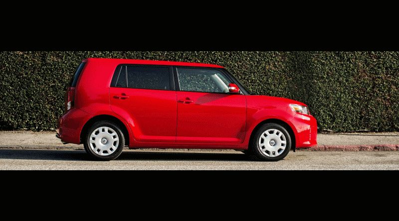 Scion Chopped Roof xB and xD GIF999999999