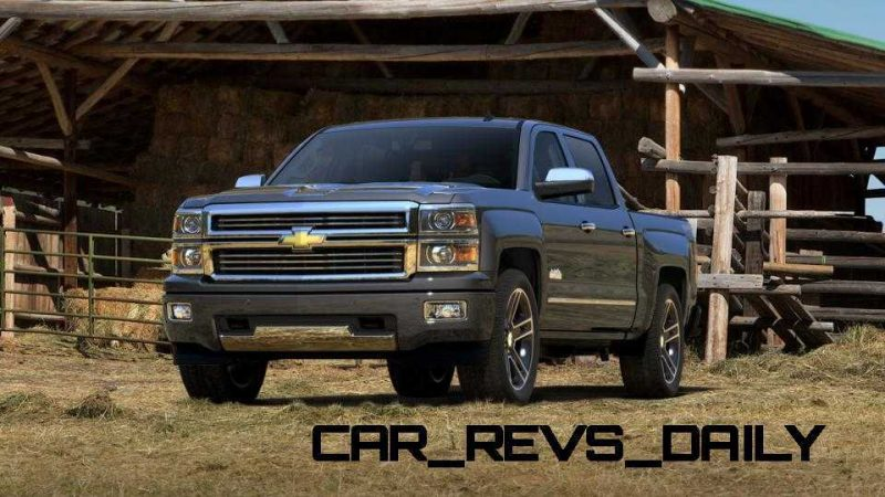 Silverado High Country Visualizer - Colors and 22-inch Wheels Galore17