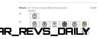 Silverado High Country Visualizer - Colors and 22-inch Wheels Galore2