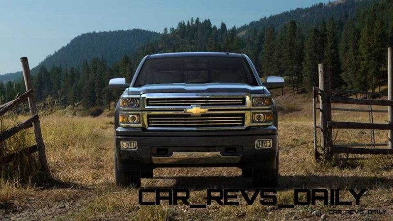 Silverado High Country Visualizer - Colors and 22-inch Wheels Galore22