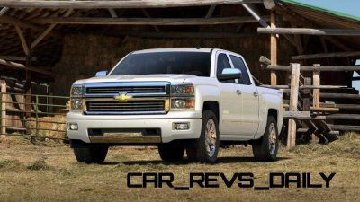 Silverado High Country Visualizer - Colors and 22-inch Wheels Galore26