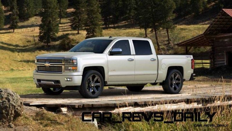Silverado High Country Visualizer - Colors and 22-inch Wheels Galore27
