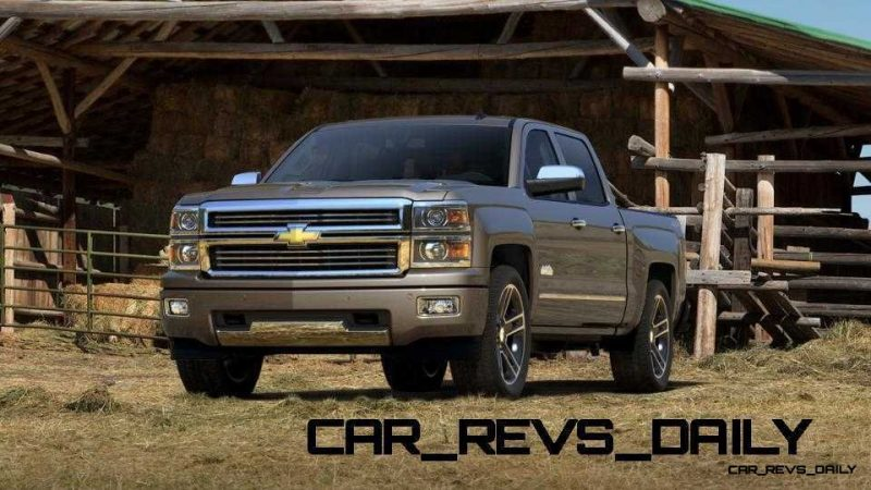 Silverado High Country Visualizer - Colors and 22-inch Wheels Galore31