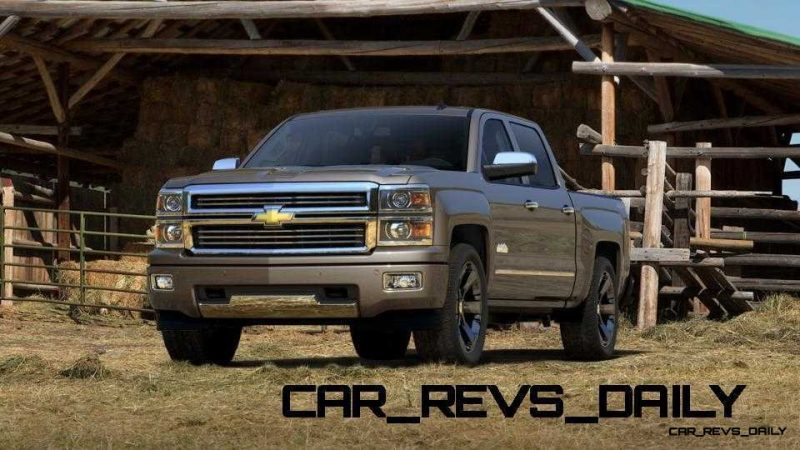 Silverado High Country Visualizer - Colors and 22-inch Wheels Galore34