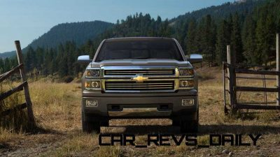 Silverado High Country Visualizer - Colors and 22-inch Wheels Galore35