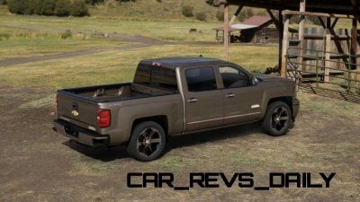 Silverado High Country Visualizer - Colors and 22-inch Wheels Galore36