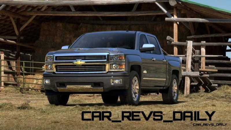 Silverado High Country Visualizer - Colors and 22-inch Wheels Galore37