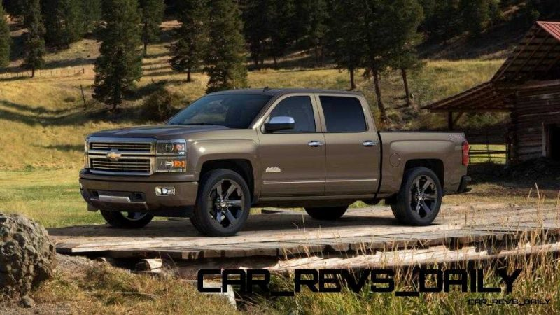 Silverado High Country Visualizer - Colors and 22-inch Wheels Galore38
