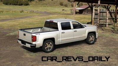 Silverado High Country Visualizer - Colors and 22-inch Wheels Galore4