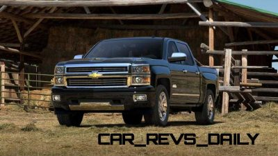 Silverado High Country - Visualizer with All New Colors and