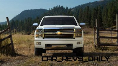 Silverado High Country Visualizer - Colors and 22-inch Wheels Galore45