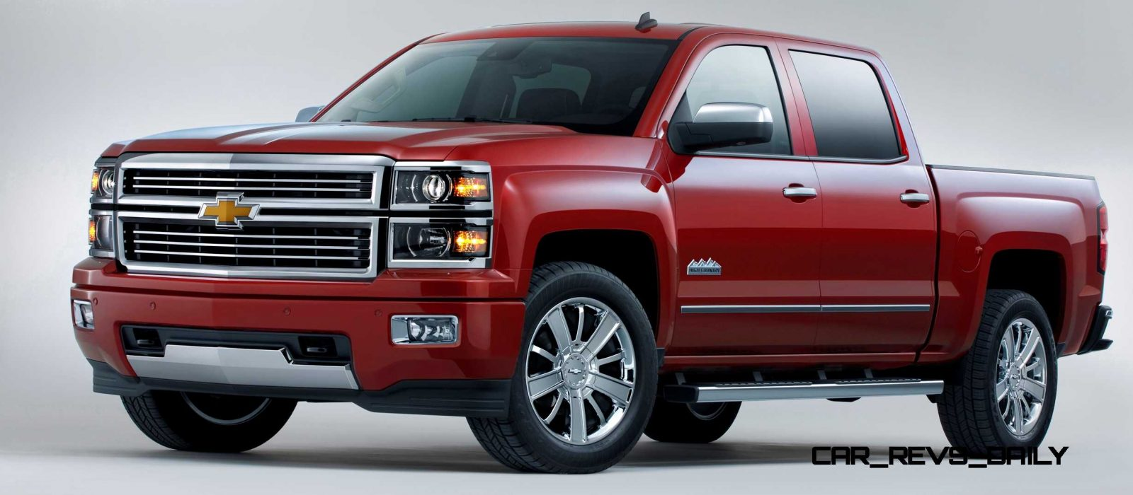 Silverado High Country Visualizer With All New Colors