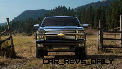 Silverado High Country Visualizer - Colors and 22-inch Wheels Galore5