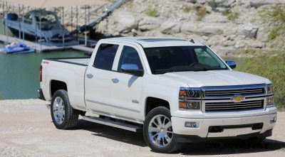 Silverado High Country Visualizer With All New Colors And 22 Inch