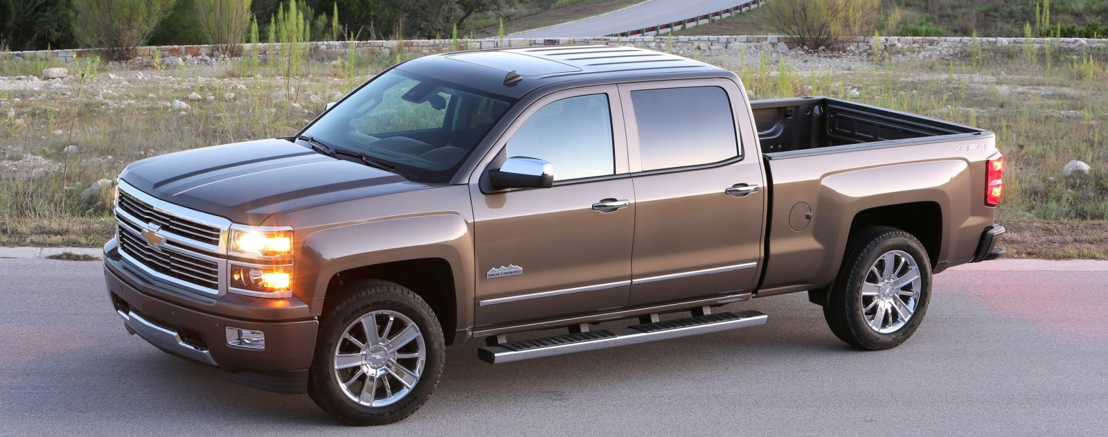 Silverado High Country - Visualizer with All New Colors ...