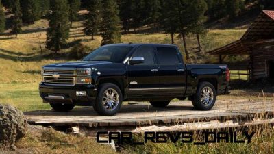 Silverado High Country Visualizer - Colors and 22-inch Wheels Galore7