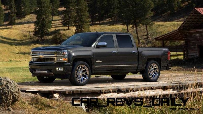 Silverado High Country Visualizer - Colors and 22-inch Wheels Galore9